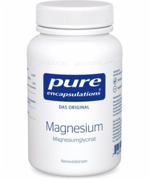 Angebote für -pure encapsulations magnesiumglycinat kapseln 90 st