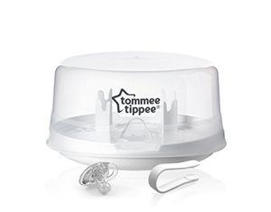 Tommee Tippee Closer to Nature - Esterilizador de vapor para microondas Mejor oferta