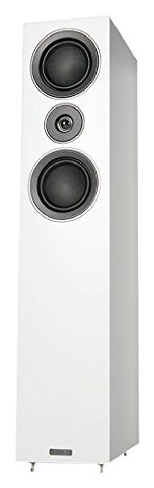 mission lx 3 floorstand lautsprecher 895db weiß sandex