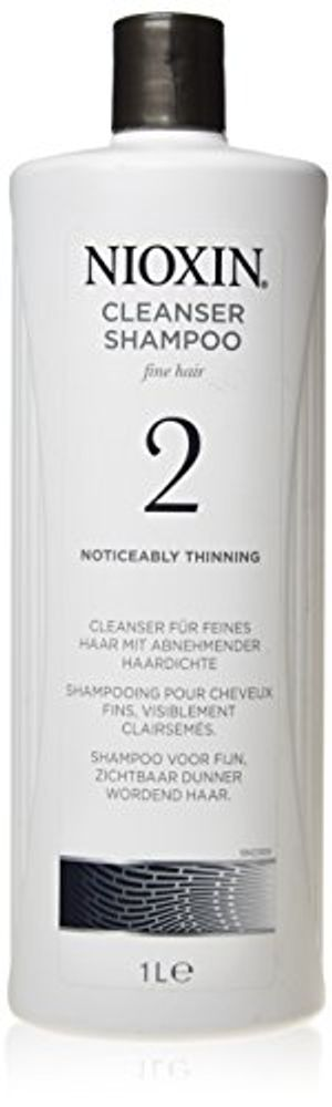 ofertas para - nioxin system 2 cleanser champú 1000 ml