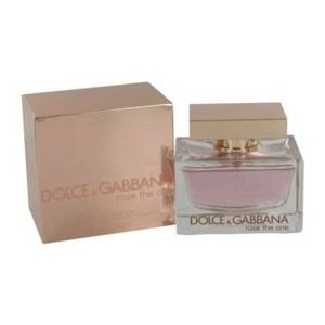 Hot dolce gabbana the one eau de parfum 75 ml woman