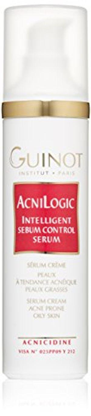 ofertas para - guinot acnilogic intelligent sebum control serum serum 50 ml