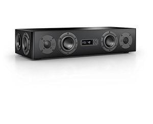 Top nubert nupro as 250 aktive soundbartv lautsprecher 25 wege 4x 12cm tieftöner2x 25cm hochtöner2x 80100 wattfernbedienung stück lack schwarz