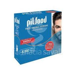 ofertas para - pilfood pack energy hombre 3 meses 180 comprimidos