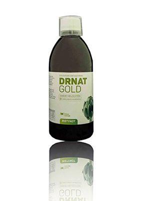 ofertas para - drnat gold jarabe detox diuretico y drenante alcachofa cola de caballo diente de león rábano negro ortosifón y l carnitina 500 ml