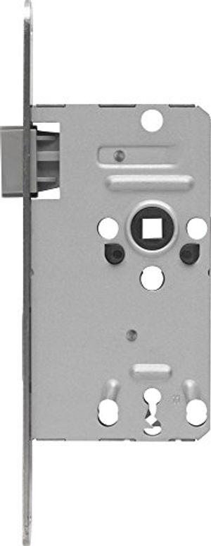 Review for abus tür einsteckschloss mit buntbartschlüssel tk10 s l silber für din links türen 20821