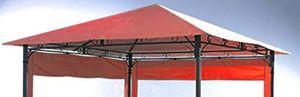 photos of Ersatzdach Zu Gartenpavillon Antik Pavillon Partyzelt 3x3m Terra Vor Dem Kauf Kaufen   model Furniture