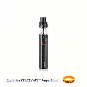 ofertas para - genuino smok stick x8 baby kit 3000 mah e cigarrillo negro con tfv8 x baby tank 2ml sin tabaco y sin nicotina