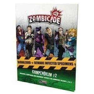zombicide compendium 2 by coolminiornot