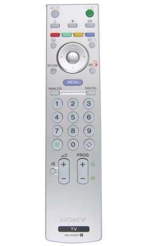 photos of Sony RMED007 / RM ED007 Original Fernbedienung Fur Sony Fernseher Vor Dem Kauf Kaufen   model CE
