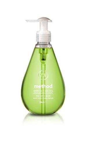 ofertas para - jabón de manos del té verde más aloe vera método a base de plantas 3 pack 3 x 354 ml