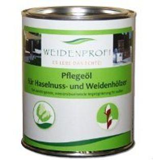 Hot pflegeöl weidenprofi holzpflegeöl weidenöl weidenpflegeöl 750 ml