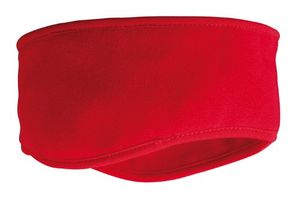 Top myrtle beach uni stirnband thinsulate red one size mb7929 rd