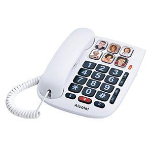 Cheap Alcatel TMAX 10 - Teléfono teclas grandes con 6 memorias directas Hot oferta