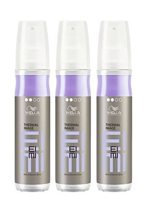 Angebote für -wella eimi thermal image 3 x 150 ml smooth styling hitzeschutz spray professionals