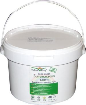 Calientes Diatomaceous Earth (Food Grade) 1kg tub guía del comprador