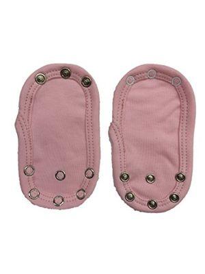 Angebote für -dtailz rosafarbene verlängerung für baby leibchen und bodys verstellbare länge 2er pack mit druckknöpfen zum einstellen 2verschiedener größen