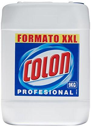 ofertas para - colon azul profesional detergente de lavadora líquido 9 kg