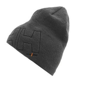 deals for - helly hansen mütze aus mikrofleece mit logo hh ww beanie 79830 grau