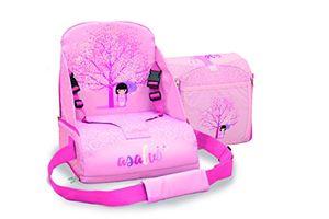 ofertas para - asalvo 14016 trona de viaje diseño flor de cerezo color rosa