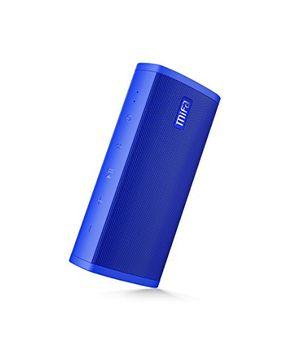 deals for - mifa lautsprecher bluetooth 42 tragbar 10w tws dsp technologie mit 16 stunden akkulaufzeit und 35mm audio eingang ip45 wasserfest wireless speaker micro sd karten und eingebautem mikrofon für iphone ipad samsung blau
