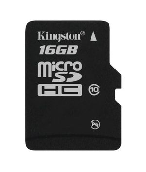 kingston micro secure digital high capacity sdhc 16gb speicherkarte