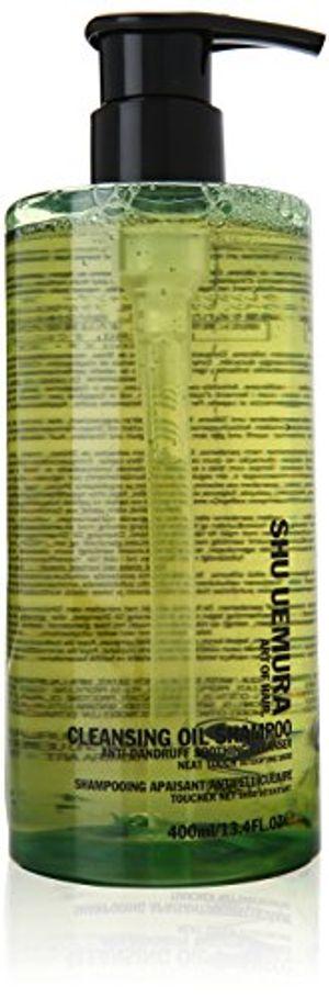 Buy SHU UEMURA CLEANSING OIL shampoo anti-dandruff soothing cleanser 400 ml Mejor compra