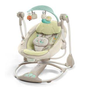 Review for bright starts 60198 senecircaportable babyschaukel