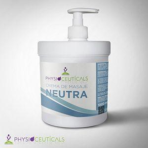 ofertas para - crema masaje neutra 1000 ml valvula dosificadora gratis