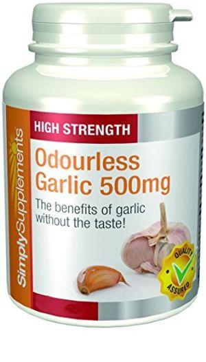 Hot Ajo 500mg - 360 cápsulas - Hasta 1 año de suministro - Para la salud del corazón y la circulación - SimplySupplements día Ventajas Desventajas Padres