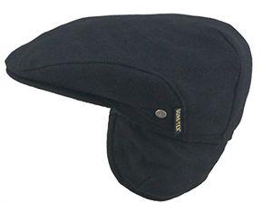 Angebote für -wegener goretex flatcap mit ohrenklappen schwarz 58