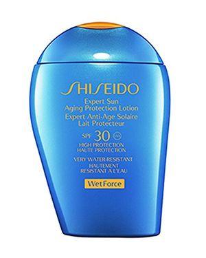 ofertas para - shiseido expert sun aging lotion wet force 100 ml