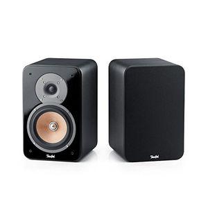 deals for - teufel ultima 20 mk2 stereo regal lautsprecher schwarz