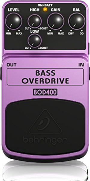 Angebote für -behringer bass overdrive bod400 overdriveeffektpedal