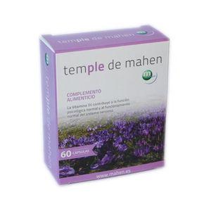 Calientes Temple De Mahen 60 cápsulas de Mahen con el envío libre