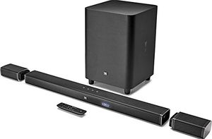 Angebote für -jbl 51 kanal 4k ultra hd soundbar mit kabellosen surround lautsprecher schwarz