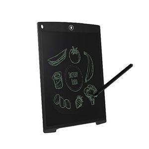 Angebote für -leaningtech electronisch digital lcd schreibtafel schreibtablett grafiktablett zeichentablett stifttablett geschen für kinder familie büro schreibbrettd 12 inch schwarz
