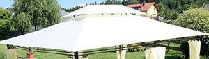 photos of Dachplane Für Gartenpavillon 3x4m Wasserfest Für Modell: 7075   Kein Umtausch Oder Rückgaberecht Von AS S Hot Deals Kaufen   model Lawn & Patio