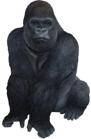 Angebote für -vivid arts real life gorilla kunstharz gartendeko größe a