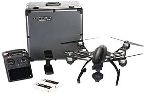 Review for yuneec q500 4k typhoon set quadcopter inkl trolley
