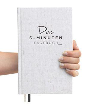 deals for - das 6 minuten tagebuch pur die nachfolgeversion erfolgs journal dankbarkeits journal mix aus notizbuch und tagebuch täglich 6 minuten für mehr erfolg gelassenheit und achtsamkeit cremeweiß