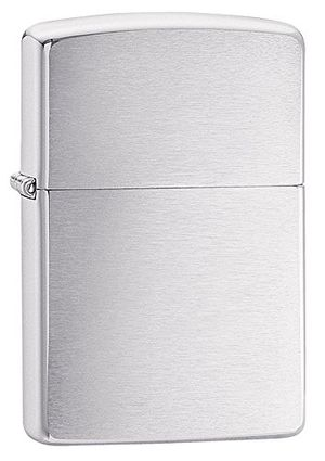Buy Zippo Mechero de gasolina, color cromo ofertas de hoy