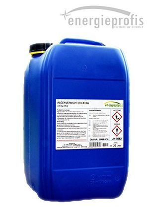 deals for - 20 l algenvernichter schaumfrei algenex algizid pool