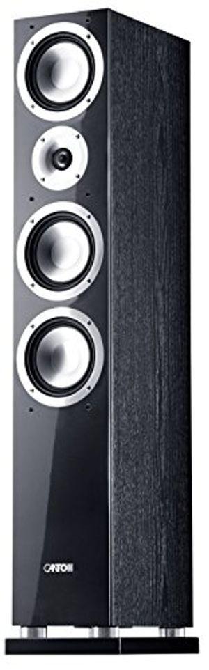 photos of Canton 02889 Chrono 508.2 DC Standlautsprecher Schwarz Vergleich Kaufen   model Speakers