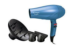 Reseña Gama Italy Professional Leggerio Ion 4D Therapy - Secador de pelo, 2400 W de potencia opinión