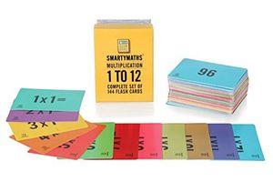 deals for - smartymaths mal tisch flash cards set von 144