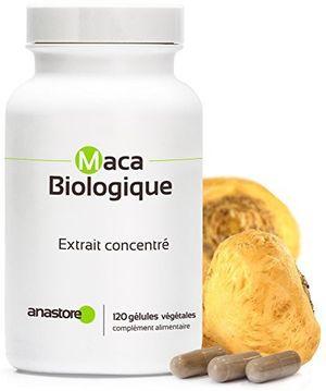 Barato MACA ECOLÓGICA * 500 mg / 120 cápsulas vegetales * Extracto concentrado 4:1 (Organic Macatonic TM) * Calidad controlada por certificado de análisis * Garantía de satisfacción o reembolso Hot oferta