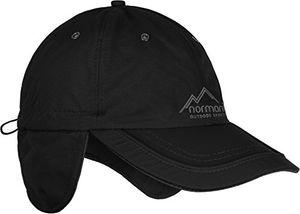 Angebote für -wintermütze cap verstellbar mit ohrenschutz und fleece innenfutterfarbe black