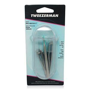 Cheap Tweezerman 4073-R - Mini kit de manicura con 3 accesorios ofertas especiales