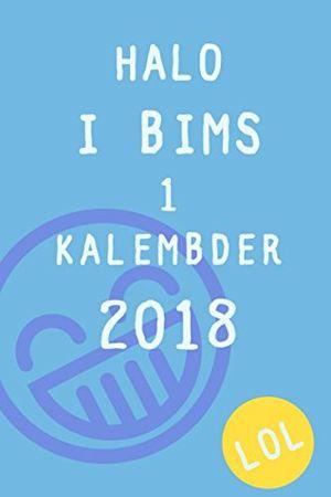 Angebote für -halo i bims 1 kalembder 2018 lol krass gut vong plan her